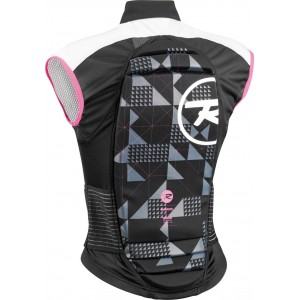 ROSSIFOAM VEST BACK W BOOT BAG PROTEC ATTRAXION