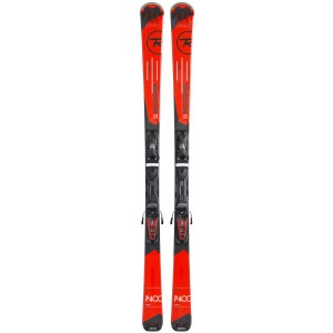 NARTY ROSSIGNOL PURSUIT 400  Carbon (FluidX) NX 11 Fluid B83 Black Red 2017
