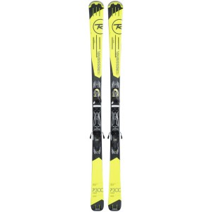 NARTY ROSSIGNOL PURSUIT 300  XPRESS 11 B83 Black Yellow 2017