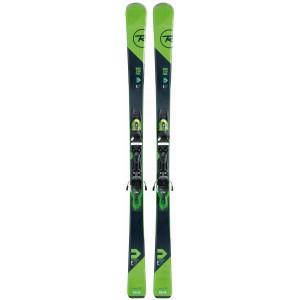 NARTY ROSSIGNOL EXPERIENCE 77 Bslt XPRESS 11 B83 Black Green 2017