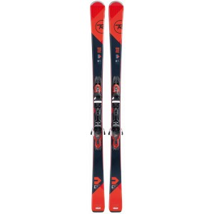 NARTY ROSSIGNOL EXPERIENCE 75 Ca XPRESS 10 B83 Black red 2017
